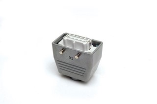 Metal 10 Poles Extension Type Socket 16A Top Entry Multipole