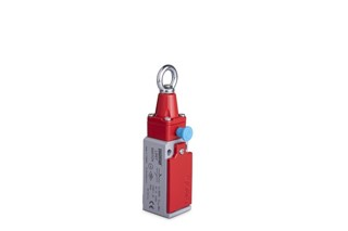 L51 Metal Body Metal Rope Pull Safety Switch With Reset Snap Action 1NO+1NC Limit Switch