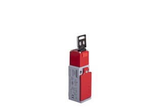 L51 Metal Body Metal With Flat Key Safety Switch Slow Action 1NO+1NC Limit Switch