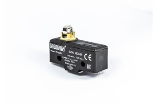 Metal Makaralı Pimli 1CO MN1 Serisi Plastik Mini Switch