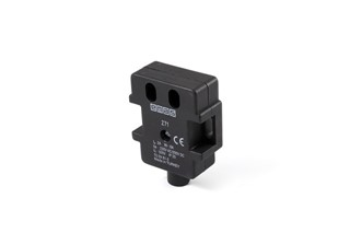 Z Series Socket Single Entry Black Door Switch